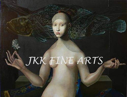 Joanna Chrobak - Peintre dans Peinture JoannaChrobak02